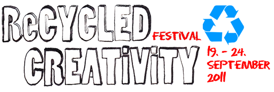 Redycled creativity